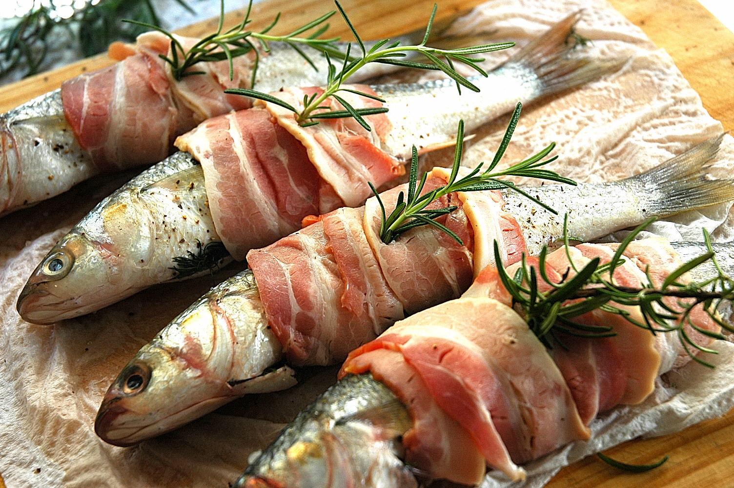 riba hrana